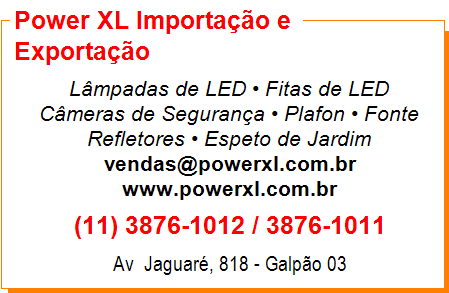 Power XL Importação e Exportação