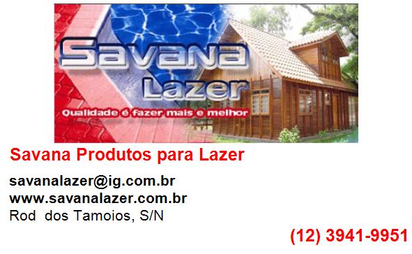 Savana Produtos para Lazer