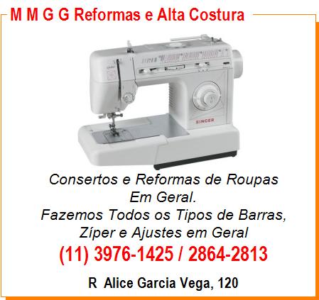 M M G G Reformas e Alta Costura