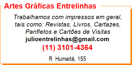 Artes Gráficas Entrelinhas Ltda