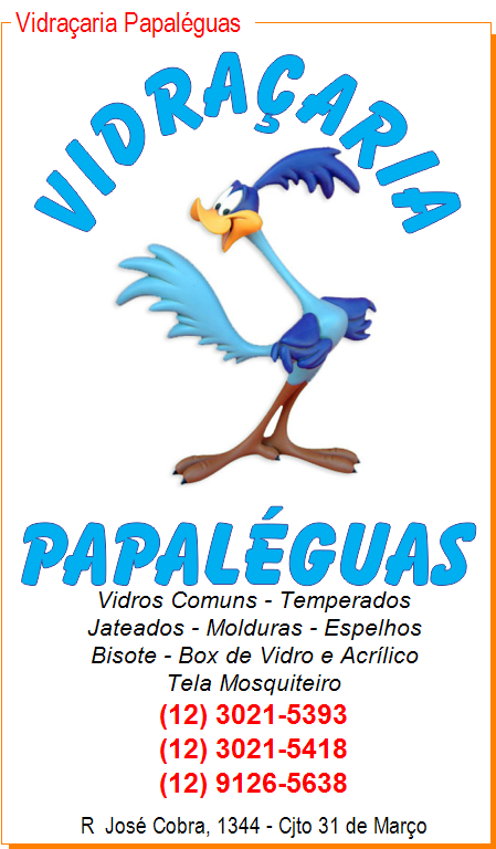 Vidraçaria Papaléguas