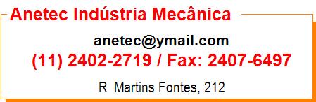 Anetec Indústria Mecânica