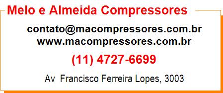 Melo e Almeida Compressores
