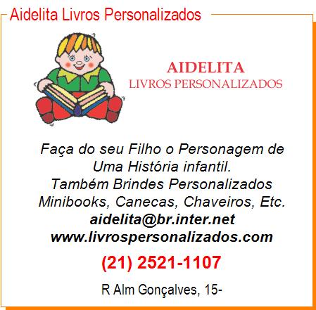 Aidelita Livros Personalizados