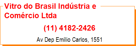 Vitro do Brasil Indústria e Comércio Ltda