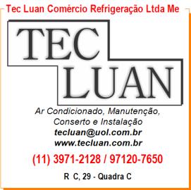 Tec Luan Comércio Refrigeração Ltda ME