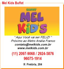 Mel Kids Buffet