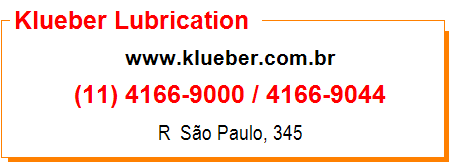 Klueber Lubrication
