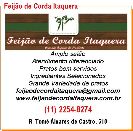 Feijão de Corda Itaquera
