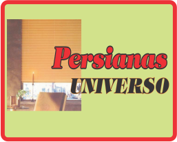 Persianas Universo