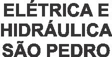 Elétrica e Hidráulica São Pedro